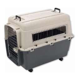 cage de transport pour chien achat vente cages pour. Black Bedroom Furniture Sets. Home Design Ideas
