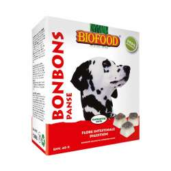 Bonbons Biofood aux goût panse