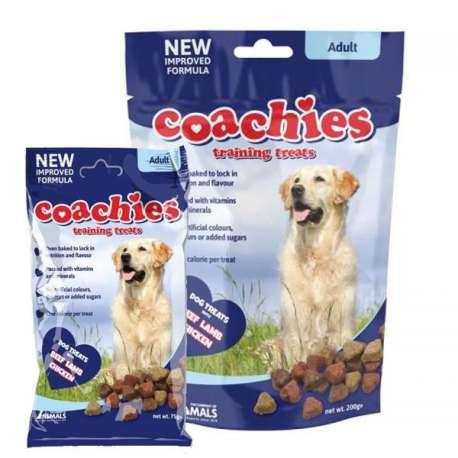 Coachies friandises light pour chiens