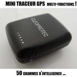 Traceur GPS - GPS pour chien - Mini GPS Multi-fonctions de marque :