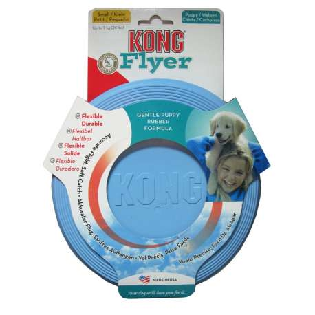 Jouet Kong Flyer - Frisbee pour chiots