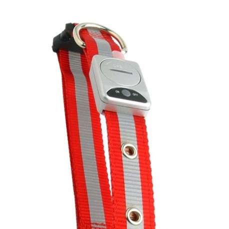 Destockage Collier de sécurité clignotant de marque : CANISLANA For dogs