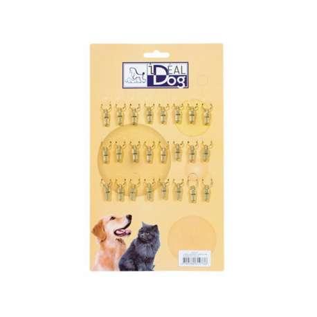 Plaquette de 24 tubes d'identité - Petit modèle de marque :