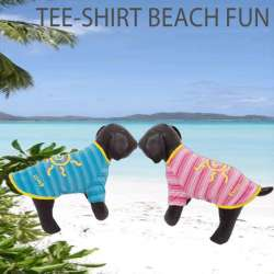 TEE-SHIRT BEACH FUN