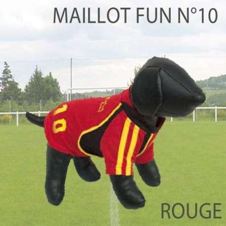 MAILLOT FUN N°10