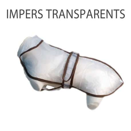 IMPERMEABLE TRANSPARENTS