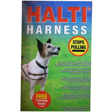 Licol Halti - Harnais poitrail pour chiens de marque : HALTI