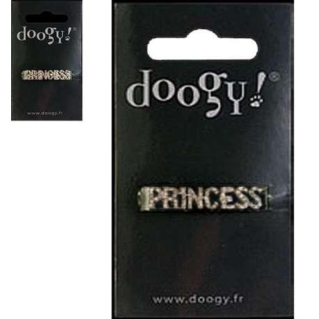 Barette Princess clair de marque : DOOGY