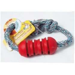 Destockage Jouet Kong Dental avec corde de marque : KONG