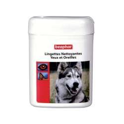 Lingettes chien et chat Beaphar de marque : BEAPHAR