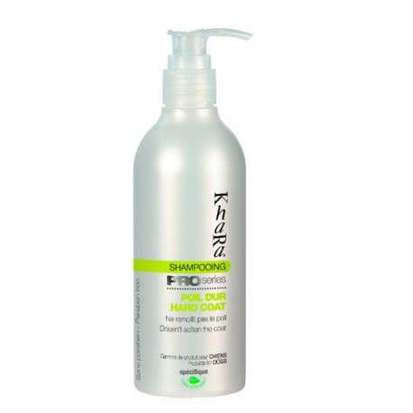 Shampooing poil dur citron Khara - 250 ml de marque : KHARA