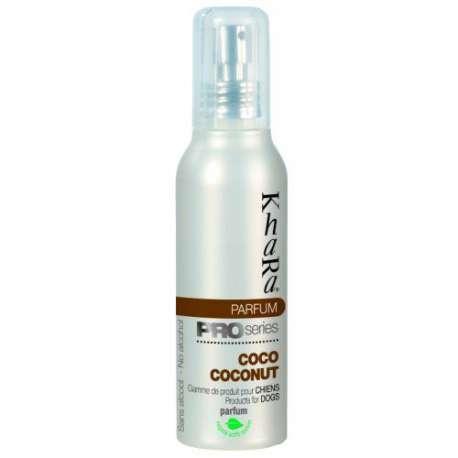 Parfum pour chien Khara coco - 75 ml de marque : KHARA