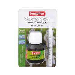 Solution Purge aux plantes - 50 ml