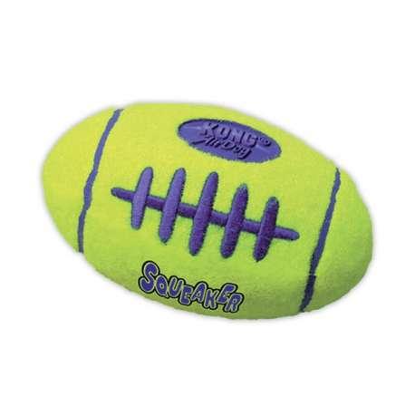 Jouet Kong AirDog Squeaker Rugby de marque : KONG