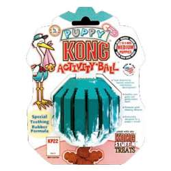 KONG ACTIVITY BALL - pour CHIOTS