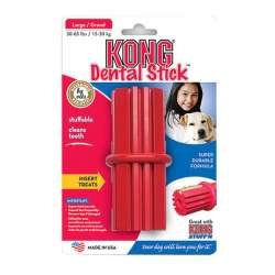 KONG DENTAL STICK- AVEC CORDE