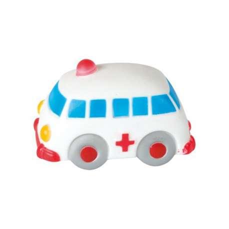 Ambulance sonore de marque :