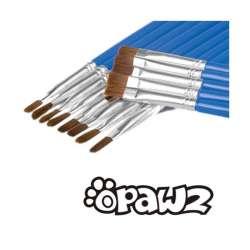 24 Pinceaux pour craie et paillettes Opawz de marque : OPAWZ