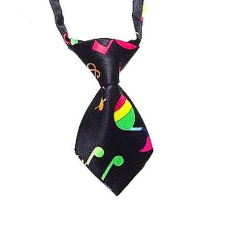 Cravate pour chien - Notes color de marque :