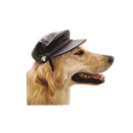 Casquette pour chiens Biker