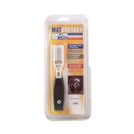 Démeloir Mat Breaker - IDEALDOG de marque :