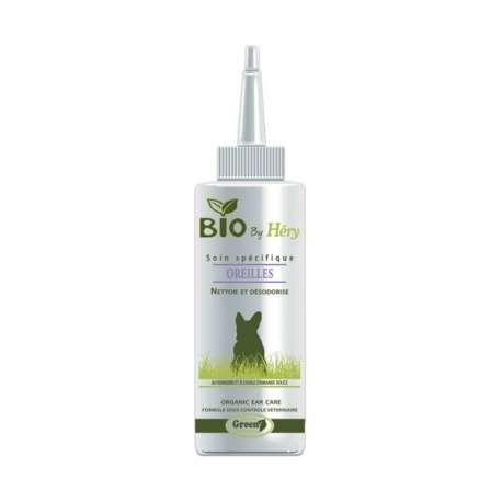 Lotion Bio Hery pour les oreilles du chien de marque : HERY