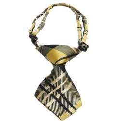 Cravate pour chien - Ecossaise de marque :