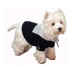 Marinière pour chien - Biarritz de marque : DOG FRENCH TOUCH