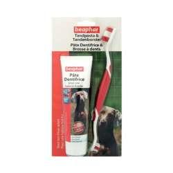 Pâte dentifrice et brosse à dents Beaphar de marque : BEAPHAR