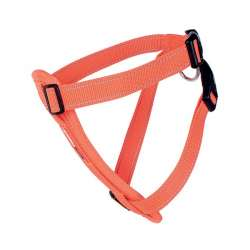 Harnais Ezydog Chest Plate orange de marque : EZYDOG