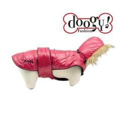 Doudoune Doogy Easyfit rouge
