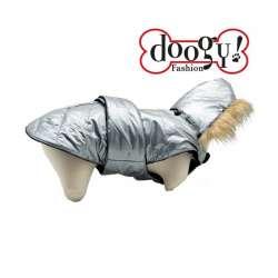Doudoune Doogy Easyfit grise de marque : DOOGY