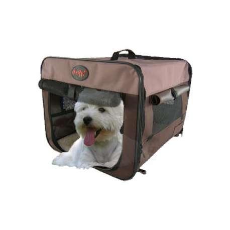 Niche pour chiens portable pliable de marque : CANISLANA For dogs