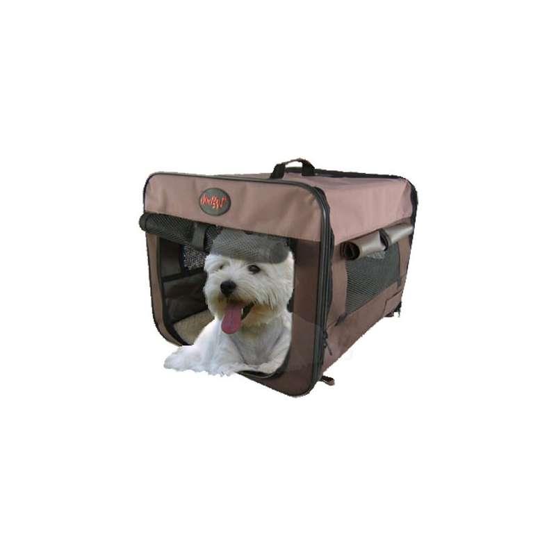 Niche pour chiens portable pliable canislana - Niche pliable pour chien ...