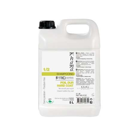 Shampooing poil dur citron Khara - 5L de marque : KHARA