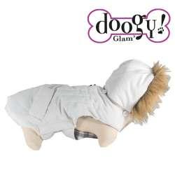 Doudoune Doogy Artic blanche de marque : DOOGY