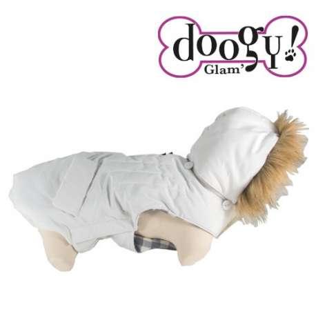 Doudoune Artic Blanc de marque : DOOGY