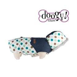 Doudoune Doogy Lovely blanche de marque : DOOGY
