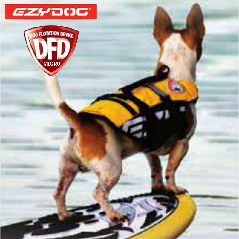 Gilet de sauvetage pour chiens moyens et grands - DFD
