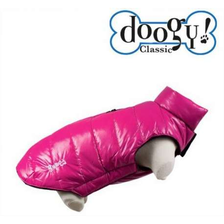 Doudoune Fun Fashion Rose Fushia de marque : DOOGY