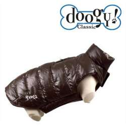 Doudoune Fun Fashion Marron de marque : DOOGY