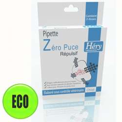 Pipettes Hery Zero puces Chiots