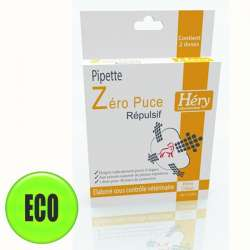 PIPETTES Hery Zero puces Petits chiens
