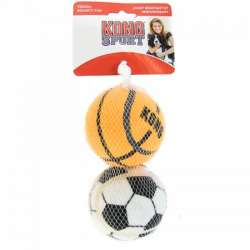 Jouet Kong Sport balls - 2 balles 7,5 cm