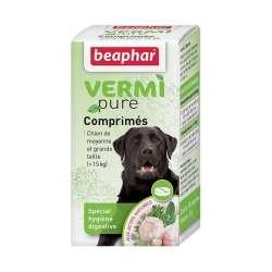 Vermipure comprimés pour grand chien Beaphar de marque : BEAPHAR