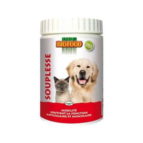 """Biofood """"Souplesse"""" pour chien et chat de marque : Biofood"""