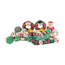 Lot de 15 jouets vinyle Noël de marque :