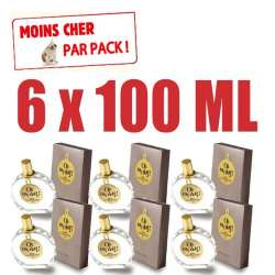 Pack 6 parfums Oh my dog 100 Ml de marque :