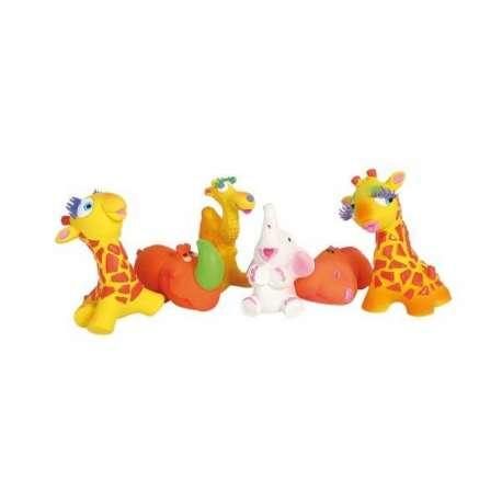 "Lot de 24 jouets Latex ""Savane"" de marque :"