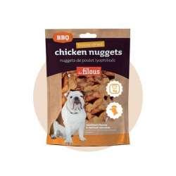 Nuggets de poulet pour chien